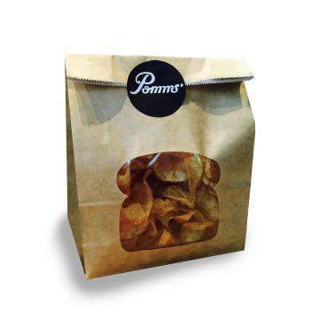 Pomms' dagverse chips